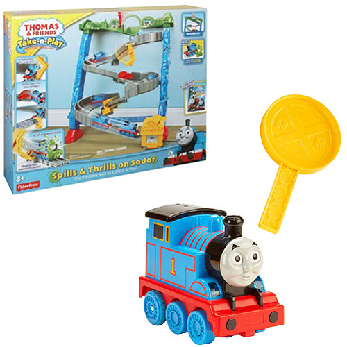 Fisher-Price Thomas & Friends Toys - Your Choice of One Item on Rollback