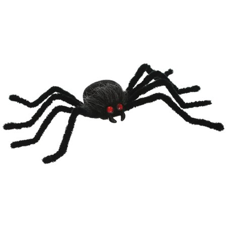 Group Halloween Costumes Tv Shows (Season Posable Black Spider)