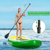 MaxKare Inflatable Paddle Board Stand Up Paddle Board SUP with Premium Stand-up Paddle Board Accessories&Non-Slip Deck Backpack Leash Pump for Adult & Youth