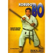 Fumio Demura: Kobudo Bo Karate Weapon Of Self-Defense by BAYVIEW
