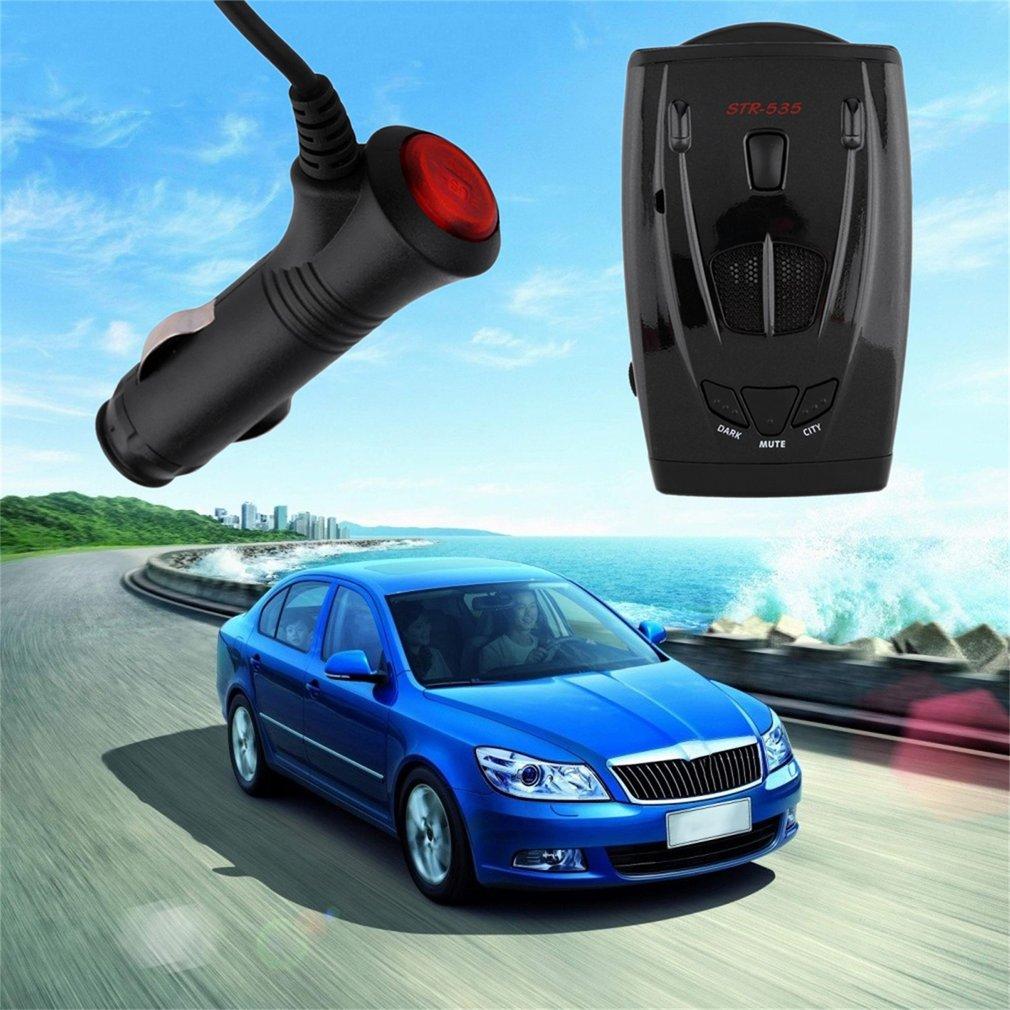 Buy STR535 GPS Radar Detector Band Laser VG-2 LED Display 360 Degree by OUTAD