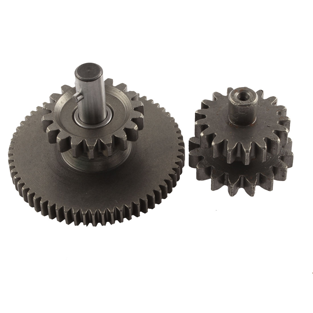 Unique Bargains 62mm Dia Motorcycle Transmission Gears Shafts Shift for CG125