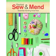Practical Sew & Mend: Essential Mending Know-How (Paperback)