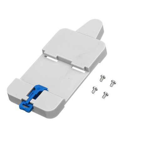 SONOFF DR DIN Rail Tray Adjustable Mounted Rail Case Holder Solution For Sonoff Basic / RF / POW / TH16 / TH10 / DUAL / G1 (Tray Rails)