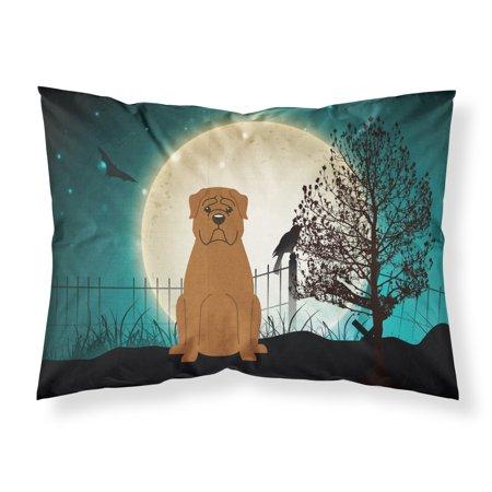 Halloween Scary Dogue de Bourdeaux Fabric Standard Pillowcase BB2263PILLOWCASE