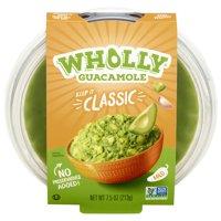 Wholly Guacamole Classic Mild, 7.5 Oz