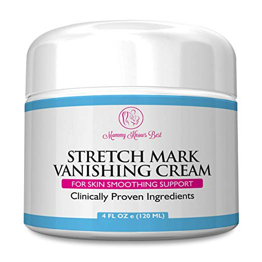 50 Off Mommy Knows Best Stretch Mark Vanishing Cream 4 Oz