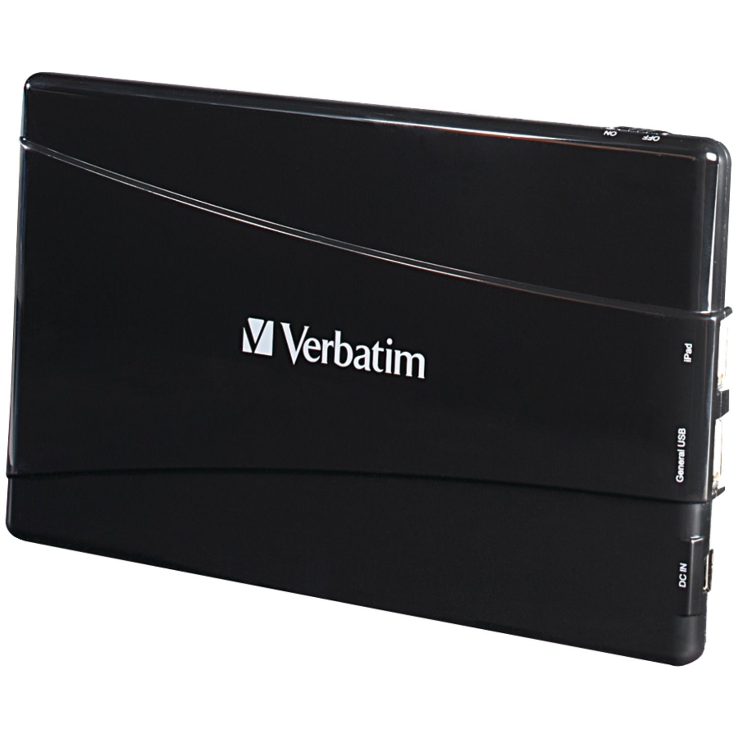 VERBATIM 97926 10000mAh Dual USB Power Pack
