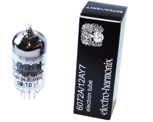 Electro Harmonix 12AY7 Preamp Tube by Supplier Generic