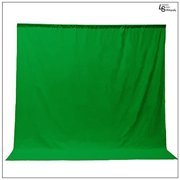 Loadstone Studio Photo Video Photography Studio 9x13ft Green Fabricated Chromakey Backdrop Background Screen, WMLS1532