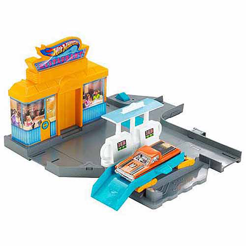 Hot Wheels Pit Stop Station Play Set
