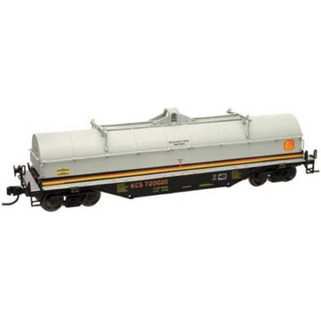 Sp Whistle Stop Atm50000847 N Scale 42 Ft  Coil Car Kansas City Southern   No  720014