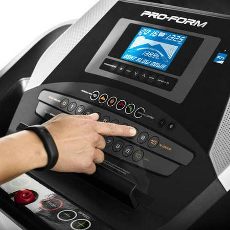 ProForm 505 CST Folding Treadmill, iFit Compatible - Best Treadmills
