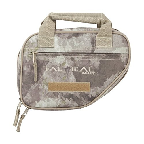"Allen Cases 10"" Battalion Single Handgun Case"