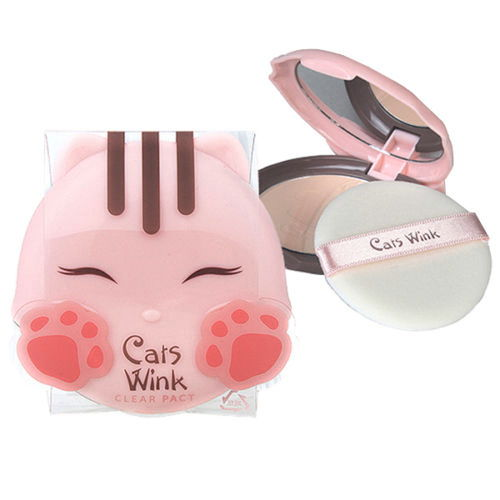TONYMOLY Cats Wink Clear Pact #1 Clear Skin - image 1 de 1
