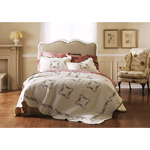 Incroyable Better Homes And Gardens Baylee Quilt Set   Walmart.com