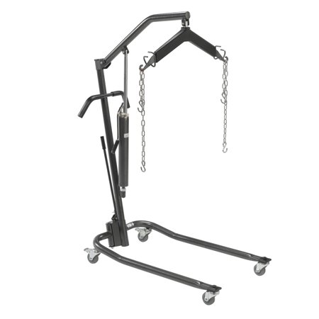 Drive Medical Hydraulic Patient Lift with Six Point Cradle, 3