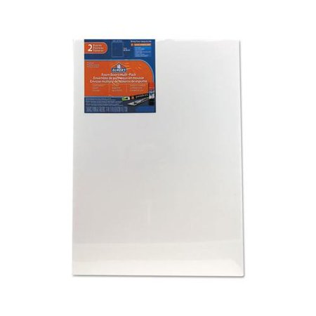 Pre-Cut White Foam Board Sheets EPI950023 - Walmart.com