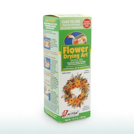 - ACTÍVA 1.5 lb. Box of Flower Drying Silica Gel
