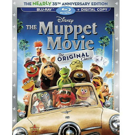 The Muppet Movie (The Nearly 35th Anniversary Edition) (Blu-ray + Digital Copy)