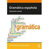 Gramática Española : Variación Social
