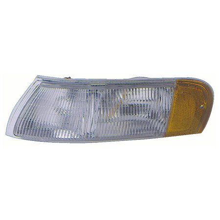 Replacement Driver Side Corner Light For 92 95 Mercury Sable Ford Taurus