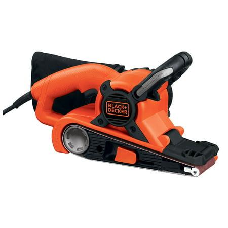BLACK+DECKER 3-Inch X 21-Inch Dragster Belt Sander,