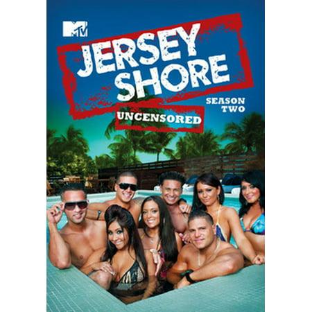 Jersey Shore: Season Two (DVD)