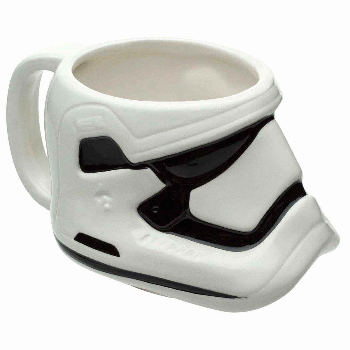 Star Wars The Force Awakens Stormtrooper Sculpted Ceramic