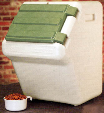 Bergan Stack-N-Stor 100-lb Pet Food Storage