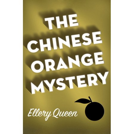 The Chinese Orange Mystery - eBook