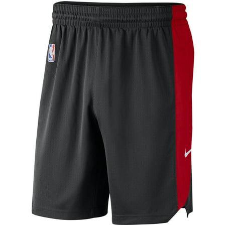 Portland Trail Blazers Nike Performance Practice Shorts - Black