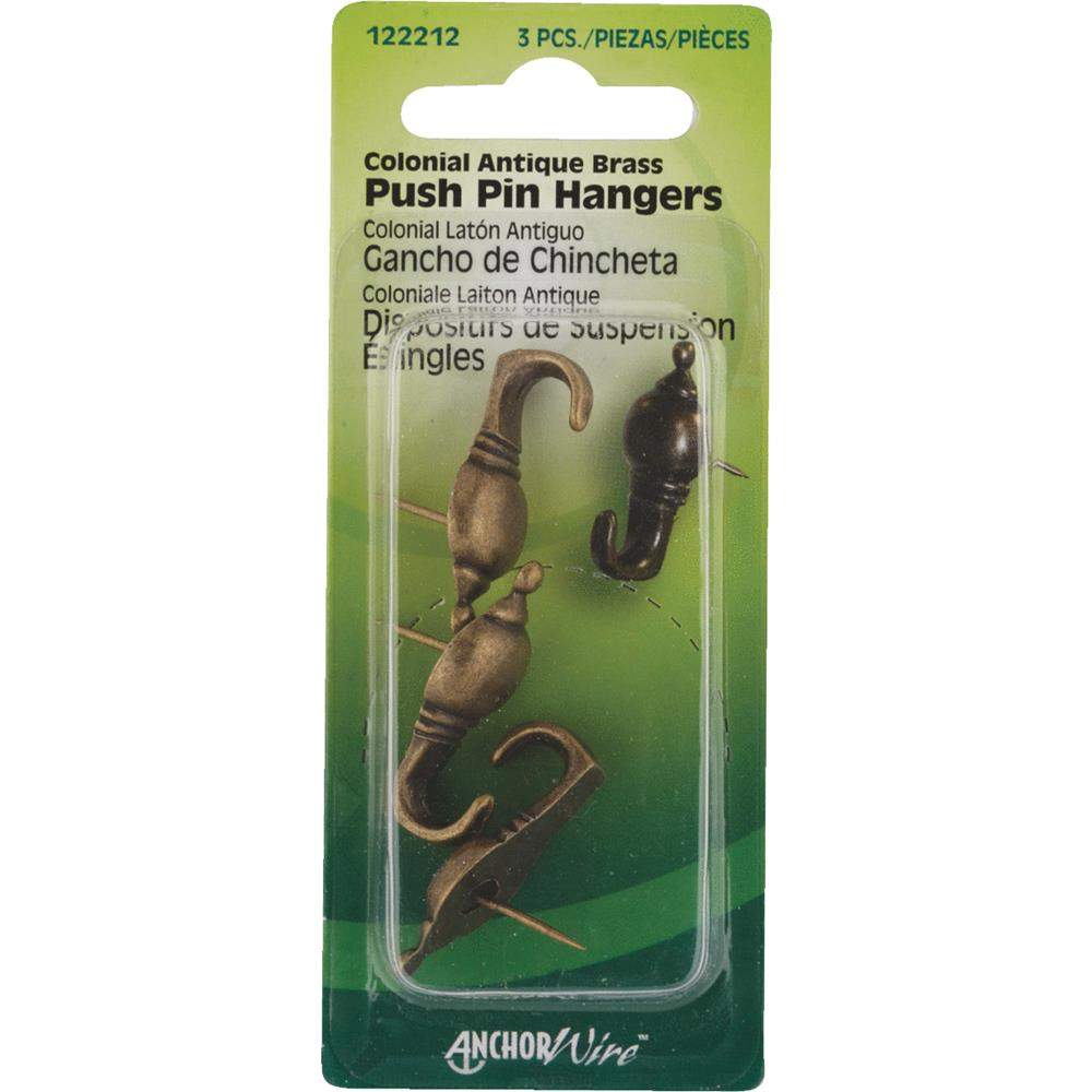 Hillman Fastener Corp Ab Colonial Hanger 122212 Pack of 10