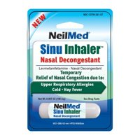 Pharmaceuticals Sinus Inhaler Nasal Decongestant, 0.007 oz
