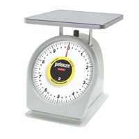 Rubbermaid FG810W Washable 10 lb. Portion Control Scale