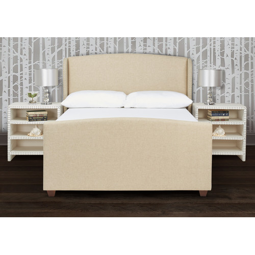 ACG Green Lea Upholstered Headboard