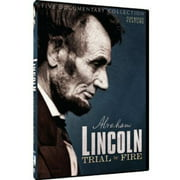 Abraham Lincoln: Trial by Fire: Five Documentary Collection by Mill Creek Entertainment