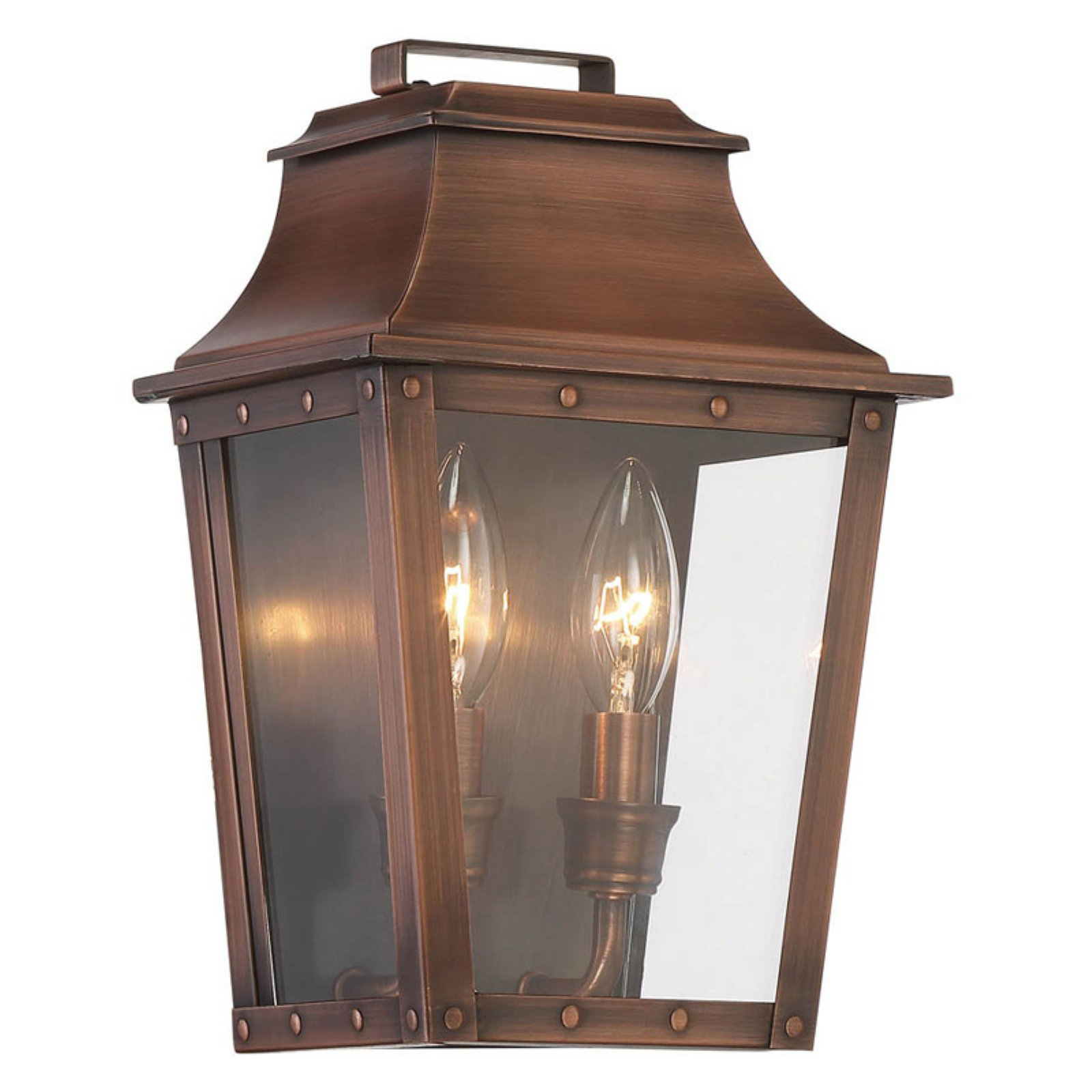 Acclaim Lighting Coventry 2 Light Outdoor Wall Mount Light Fixture