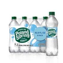 Sparkling Water: Poland Spring