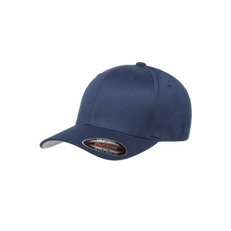 Yupoong Flexfit Wooly 6-Panel Twill Structured Cap, Style (Flex Fit Wooly Combed Twill)