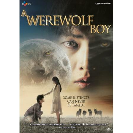 A Werewolf Boy (DVD)