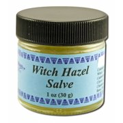 WiseWays Herbals - Salves for Natural Skin Care, Witch Hazel Salve 1 oz