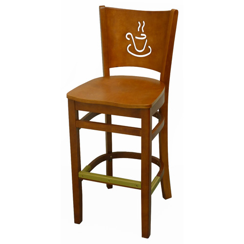 DHC Furniture 29.5'' Bar Stool