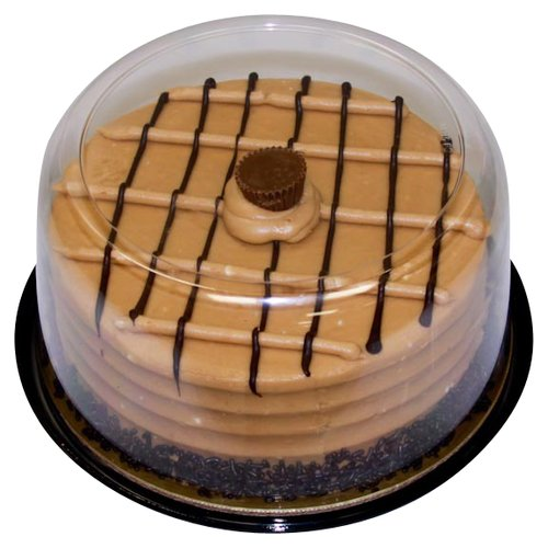 Wal Mart 7 Quot Choco Late Peanut Butter Cake 34 Oz Walmart Com