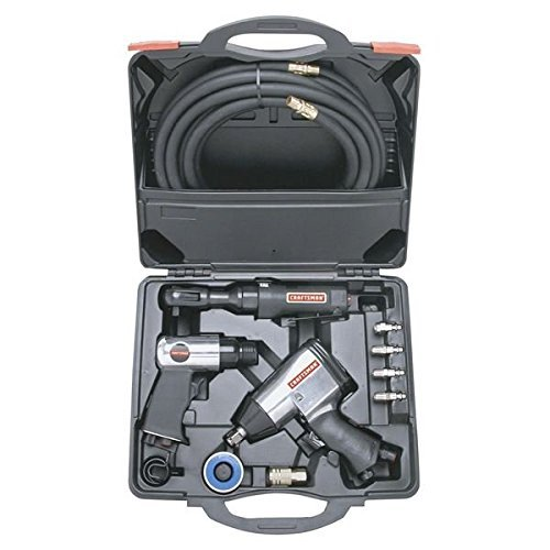 Craftsman 009-16852 Air Tool Set, 10 Piece by Craftsman