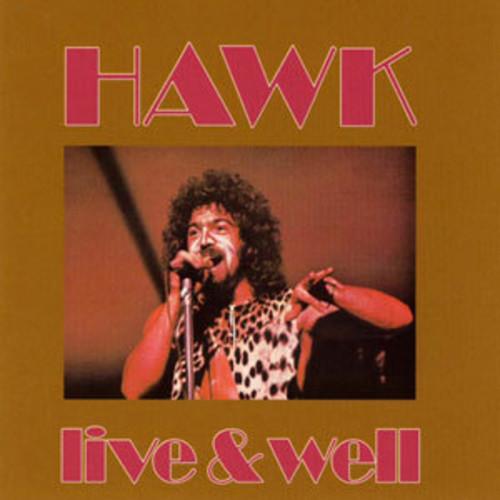 Hawk - Live & Well [CD]