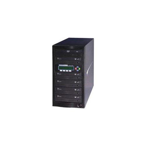 Kanguru U2-dvddupe-s5 Cd dvd Duplicator Standalone Dvd-rom, Dvd-writer 24x Dvd+r, 24x Dvd-r, 12x Dvd+r, 12x... by Kanguru Solutions