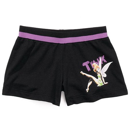 Hello Kitty Juniors 2 Piece Set Pajamas Lounge Shorts Black Tank Top Face Print