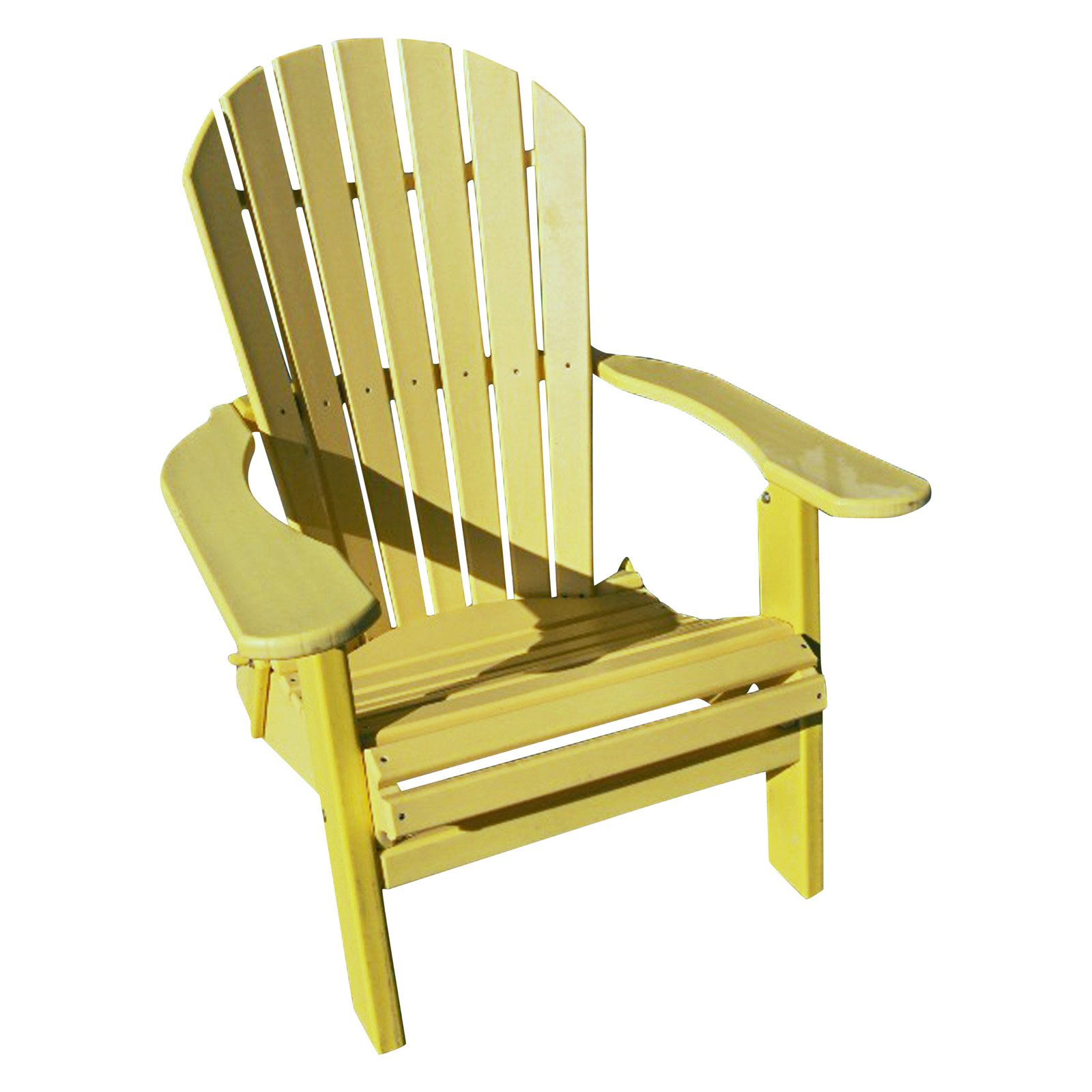 Product Image Phat Tommy Recycled Plastic Deluxe Folding Adirondack Chair
