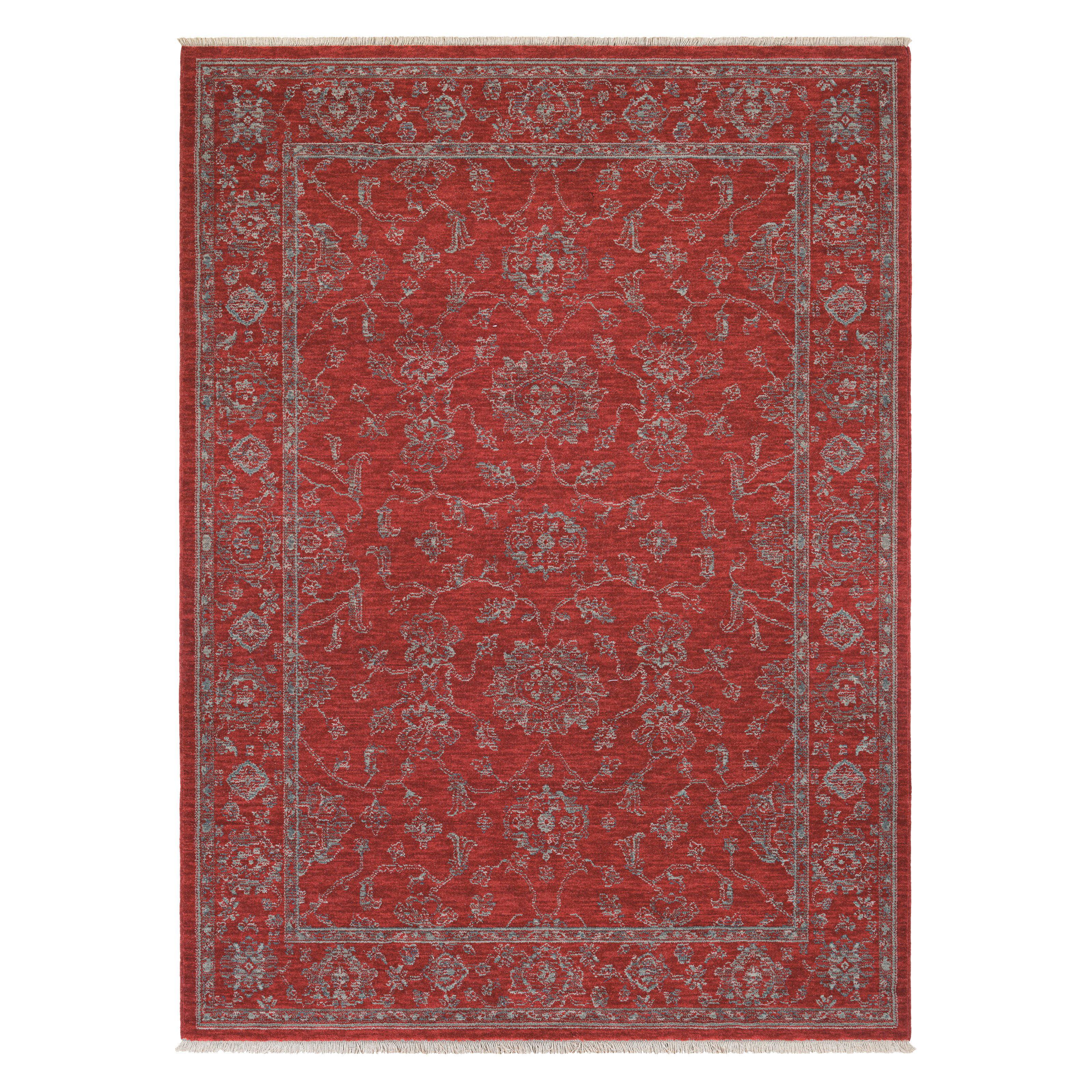 Safavieh Persian Legend Leone Hand-Tufted New Zealand Wool Area Rug ...